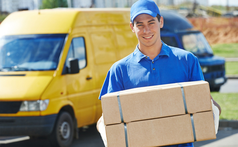 Step D : Delivery Courier Status Tracking